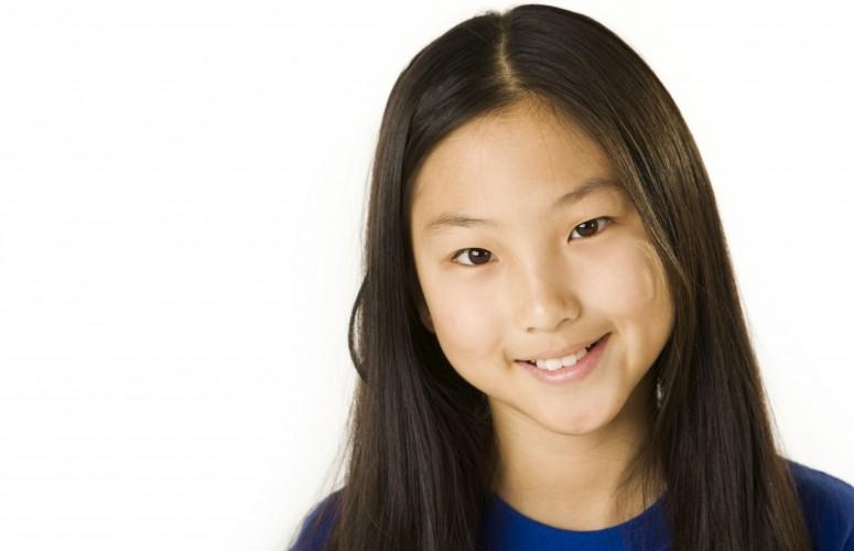 a child actress