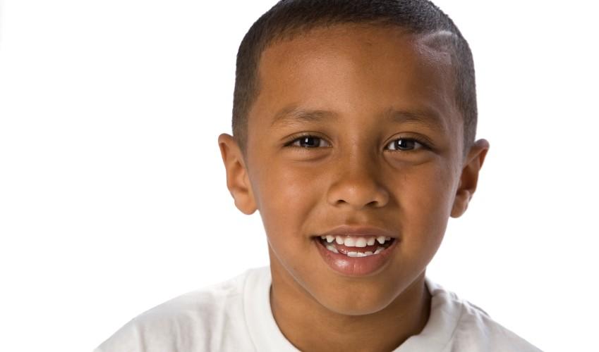 happy child actor