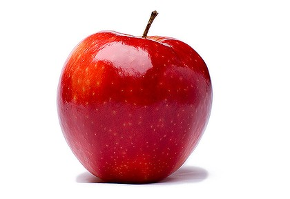 apple is a healthy snack for actors