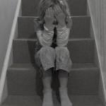 sad actress